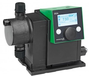 Grudfos Alldos SMART digital dosing pumps